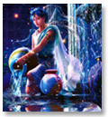 Aquarius - monthly horoscope forecast